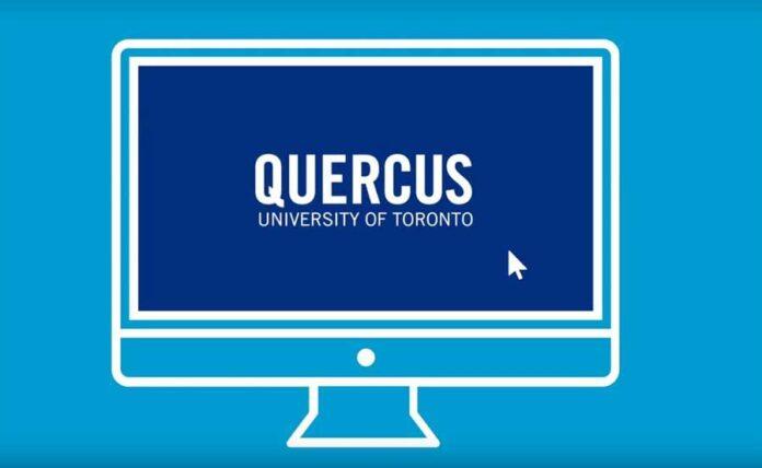 quercus uoft access guide
