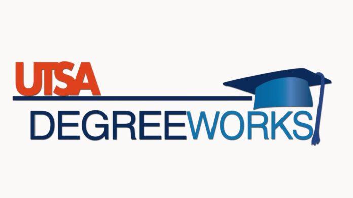 utsa degree works