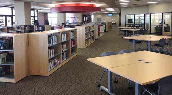 gcu library rooms