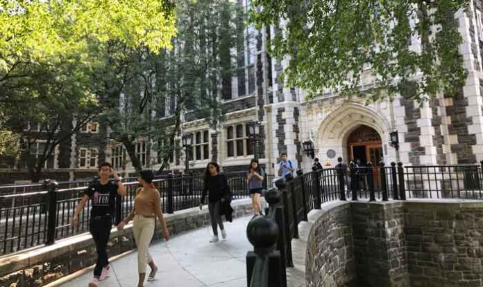 CUNY Graduate Center Admission, Rankings and Courses