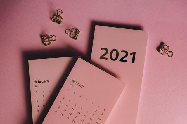 Imporant dates for UF Calendar