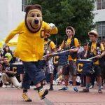 UC Berkeley Cal Day Celebration.