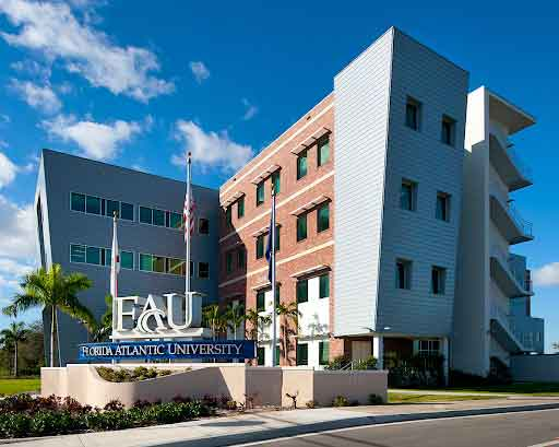 FAU Canvas learning management system.