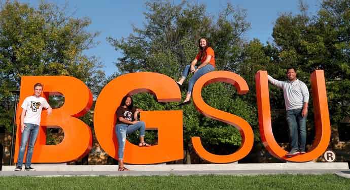 How to access myBGSU student portal