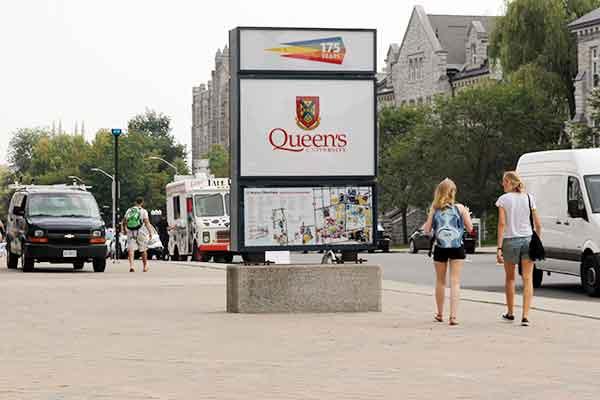 Queens Solus students portal.
