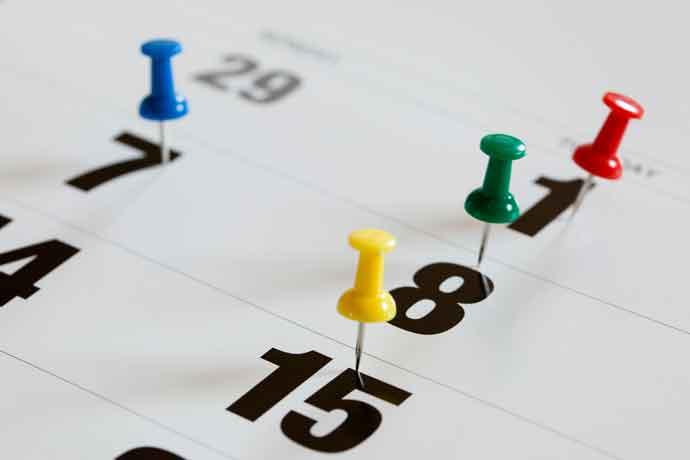 Cornell Academic calendar Important dates and deadlines.