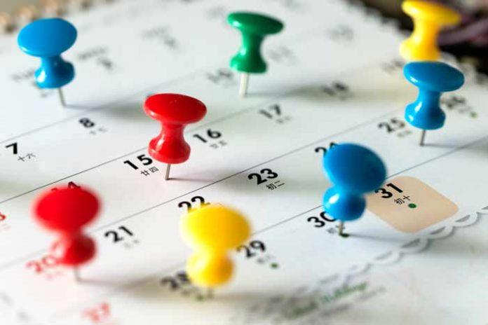 RIT academic calendar