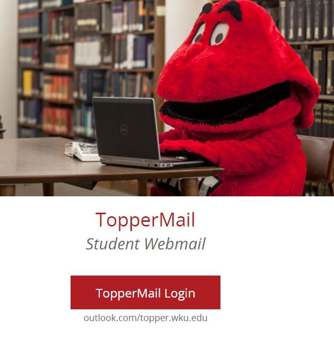 wku Toppermail login.